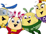 The Eggs (Found Australian-Canadian cartoon, 2004-2008)