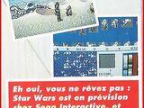 Super Star Wars (cancelled Sega Genesis/Sega CD port)