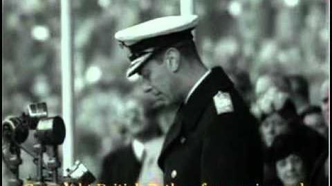 King George VI Wembley Speech (1925)