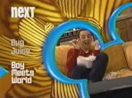 Disney Channel Bounce era - Bug Juice to Boy Meets World