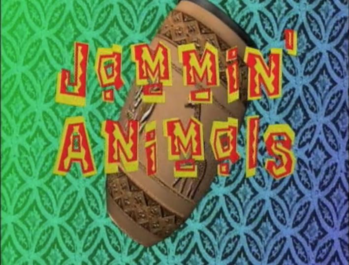 Jammin Animals