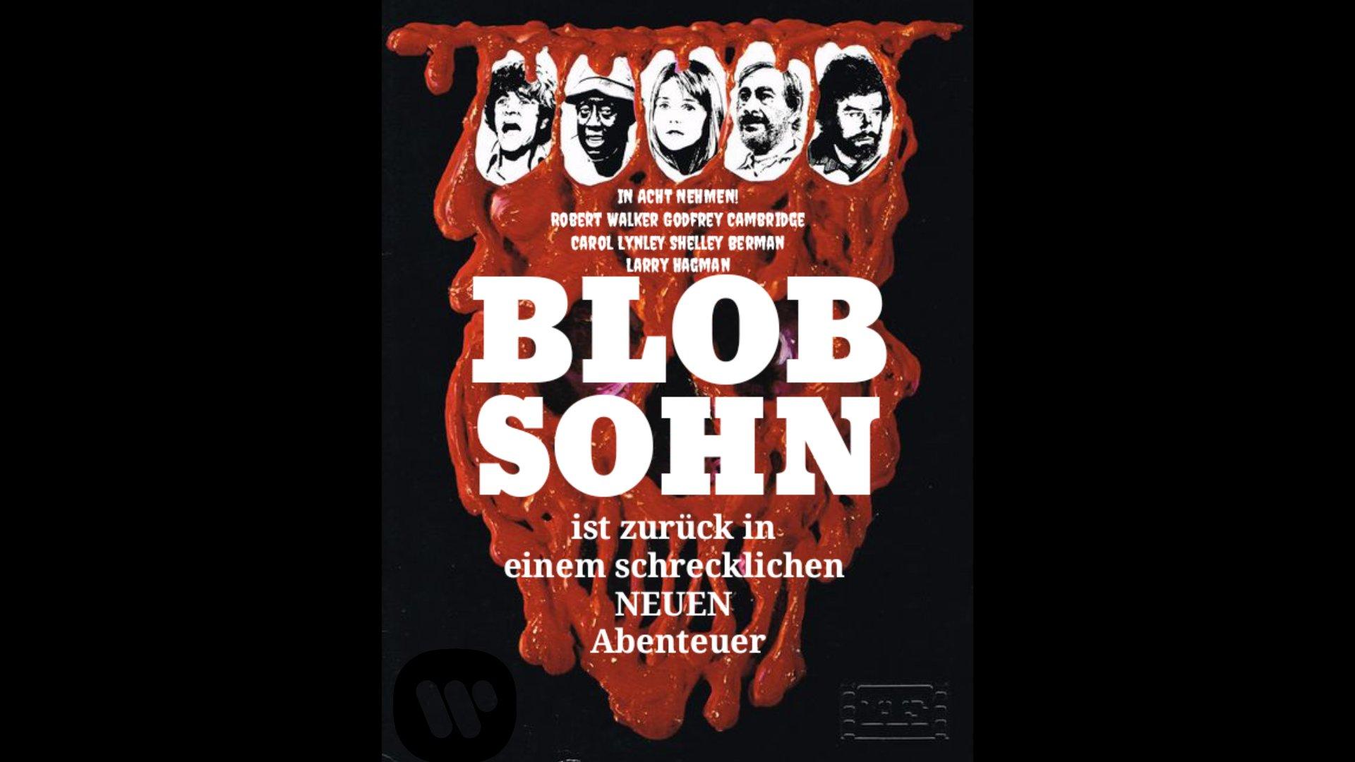 Jeffy08/Beware! The Blob (1972) (German Dub)