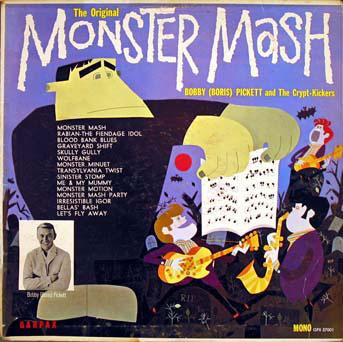 "Boris Karloff ""Monster Mash"" Rendition (Lost 1965 ""Shindig!"" Footage)"