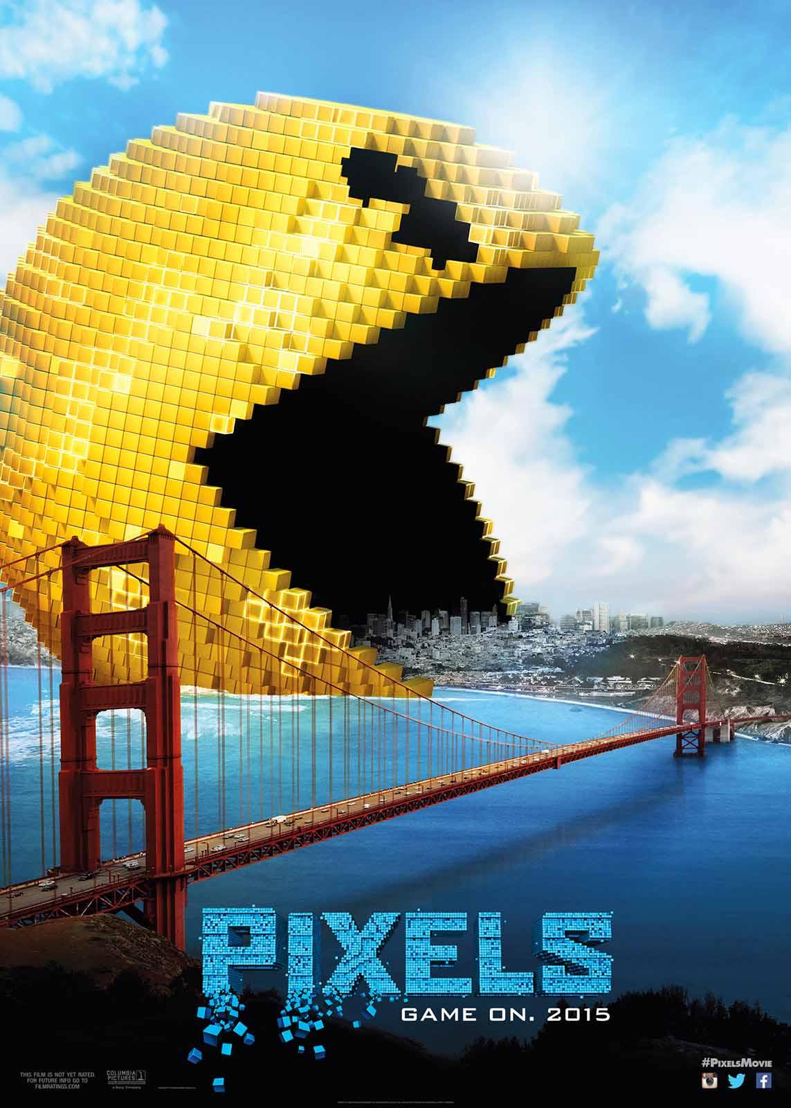 Pixels (lost deleted scenes)