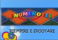 Numberjacks - logo (Italian)
