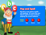 Make Way for Noddy: Big Ear's Pop and Spell Game (Lost PBS Kids Game)