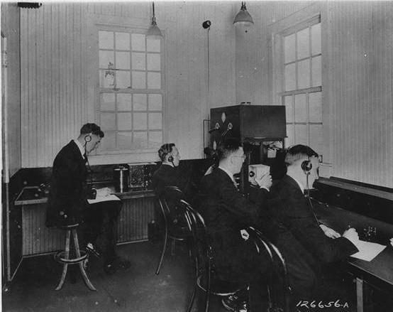 KDKA first radio broadcast (November 2, 1920)