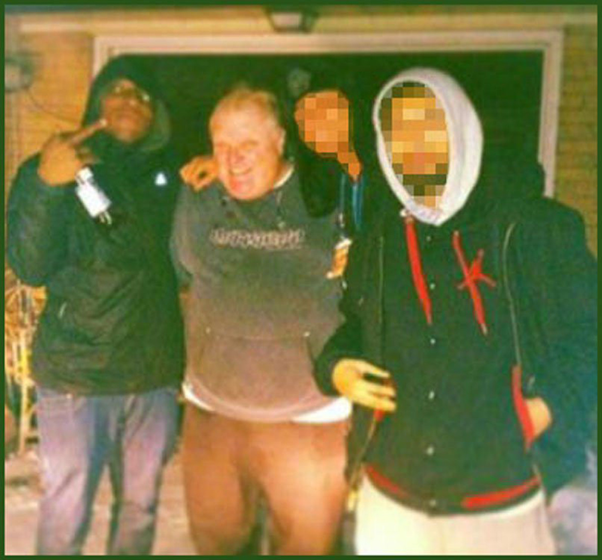 Rob Ford Crack Videos (Unreleased)