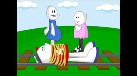 "Homestar Runner ""Those Darn Cousins"" (Unfinished 2000/2001 Flash Animation)"