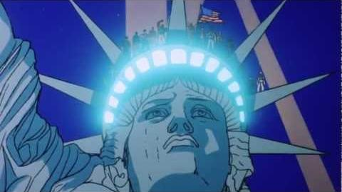 G.I Joe: The Movie (lost scene from Animated Film; 1987)