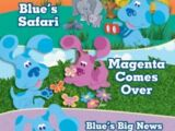 Blue's Clues - Asian DVDs with the USA VHS Programs