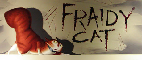 Fraidy Cat (Cancelled Disney film, 2005)