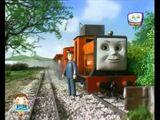 سباق القطارات (Thomas & Friends Arabic Dub Lost Basma Channel Version)