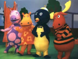 Me and My Friends (Partially Found Backyardigans Pilot, 1998)