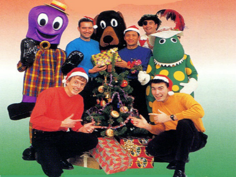 Wiggly, Wiggly Christmas (original version)