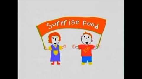 Grandpa's Garden Surprise Food Music Video