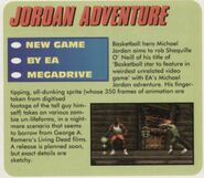 Jordan Mean Machines Sega