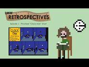 "LMW Retrospectives - Episode 1 (Pinwheel ""Clock Man"" Short)"