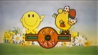 """""""Can't_You_See_the_Mr_Men_are_Everywhere?""""_Mr_Greedy_Titles_Children's_BBC_See_Saw_from_1986"""
