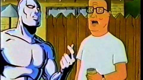 King of the Hill (late 90's - early 00's Fox Kids version)