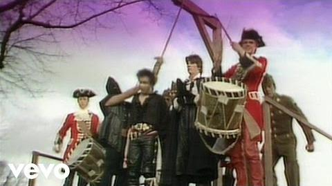 """Adam Ant """"Save the Gorilla"""" (""""Stand and Deliver"""" Remake; 2003)"""