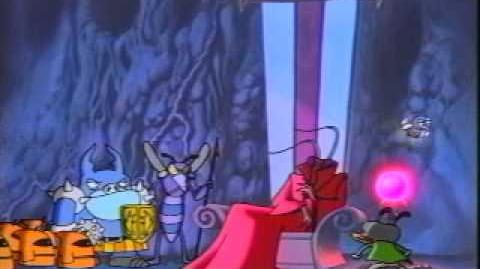 Milo's Bug Quest (Lost 1999-2000 Korean-Canadian series)