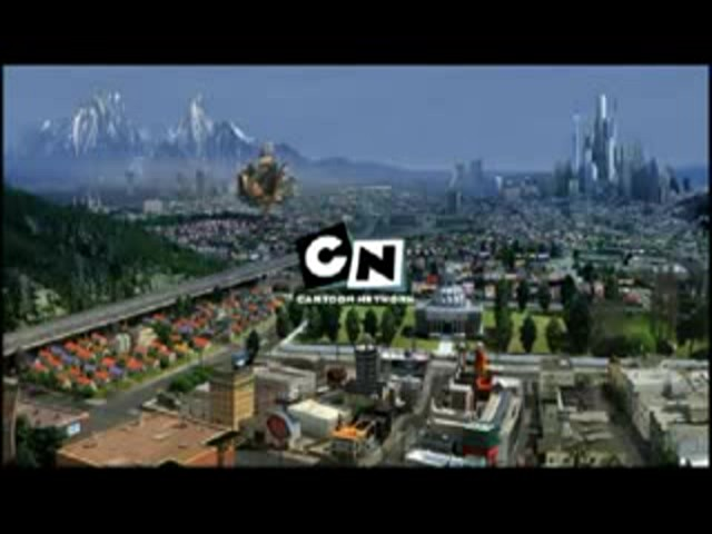 "Lost Cartoon Network ""City"" Bumpers (2004-2007)"