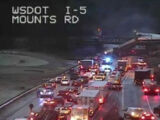 Missing Amtrak Cascades Derailment Crash Video