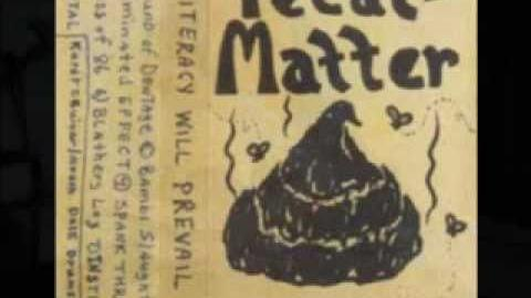 "Fecal Matter Album ""Illiteracy Will Prevail"" (Found 1985 Kurt Cobain Project)"