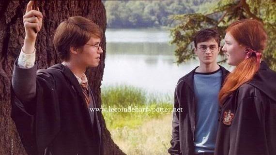 Harry Potter Films (Unreleased Deleted Scenes)