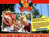 Cartoon Network Jib and Crash Hollywood sneeks