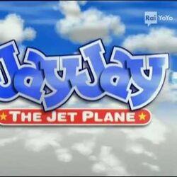 Jay Jay the Jet Plane (Lost Italian Dub)