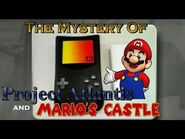 The Mystery of Project Atlantis & Mario's Castle (Canceled Nintendo Projects)