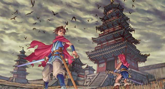 Oriental Blue (Cancelled Nintendo 64 DD Game)