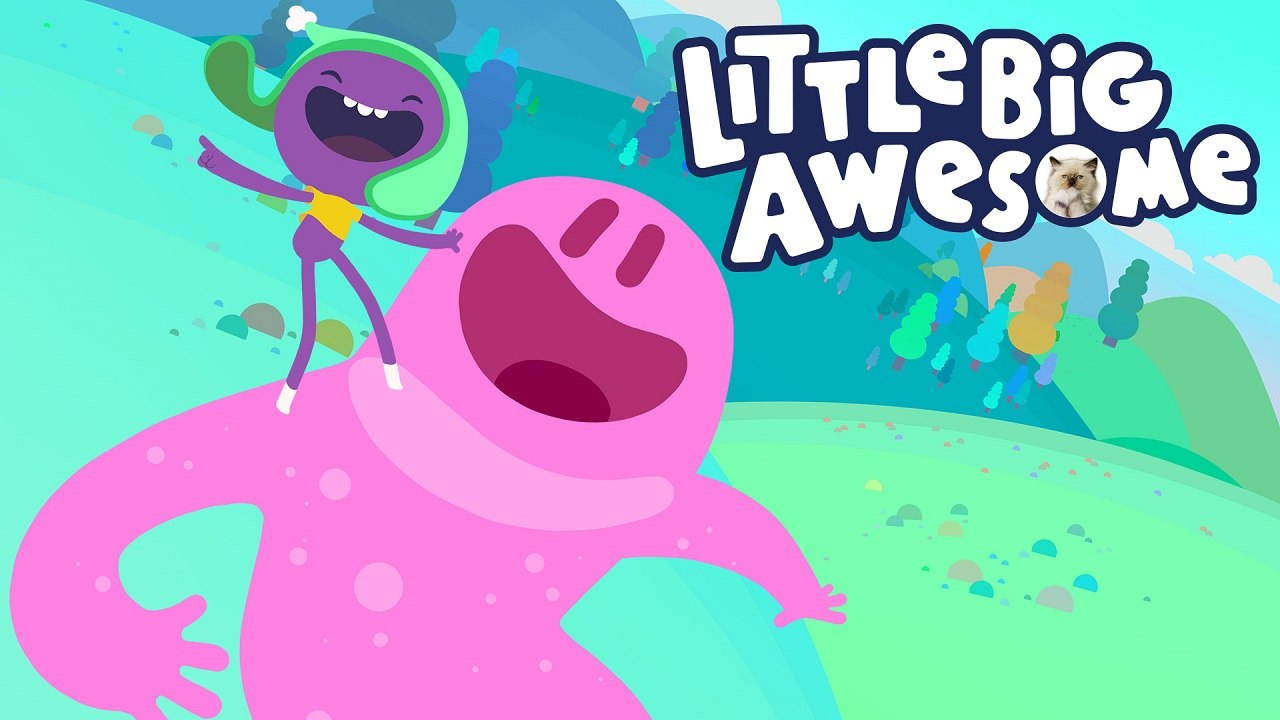 Little Big Awesome (2016 Pilot Episode)