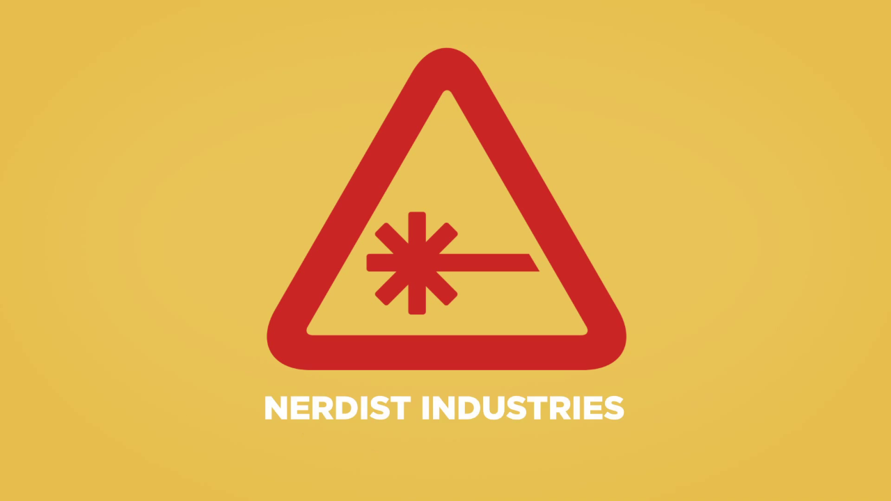 Nerdist Industries - Lost & Unreleased Media