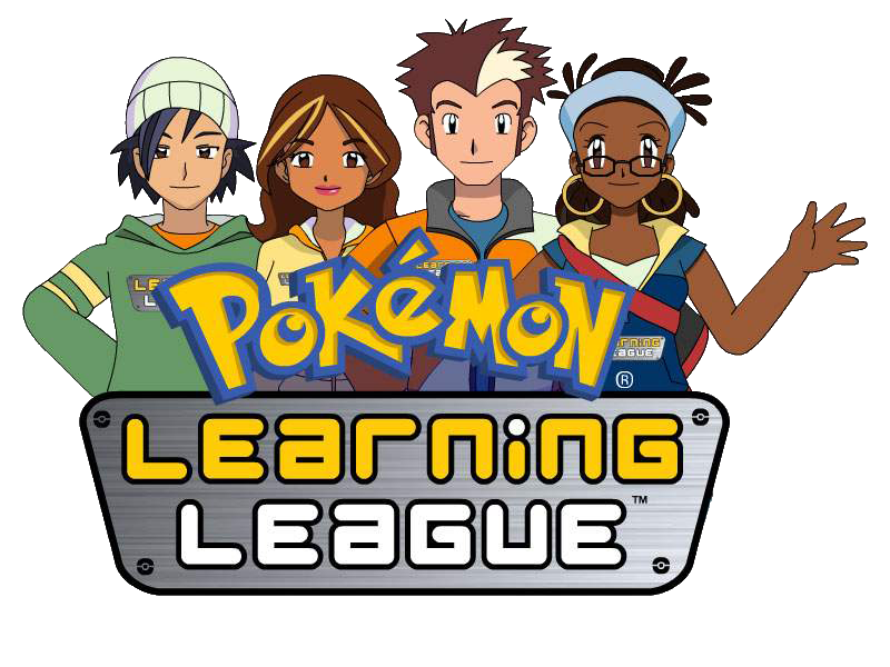 Pokémon Learning League (Lost 2006 - 2008 Educational Web Series)