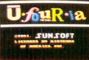 Ufouria: The Saga (Lost American localization)