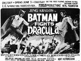 Batman Fights Dracula (Lost 1967 Filipino Film)