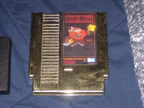 NAGE Hunt(NES homebrew)