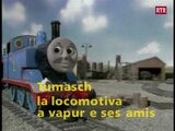Thomas & Friends (NEW and Partitally Found Romansh Dub)