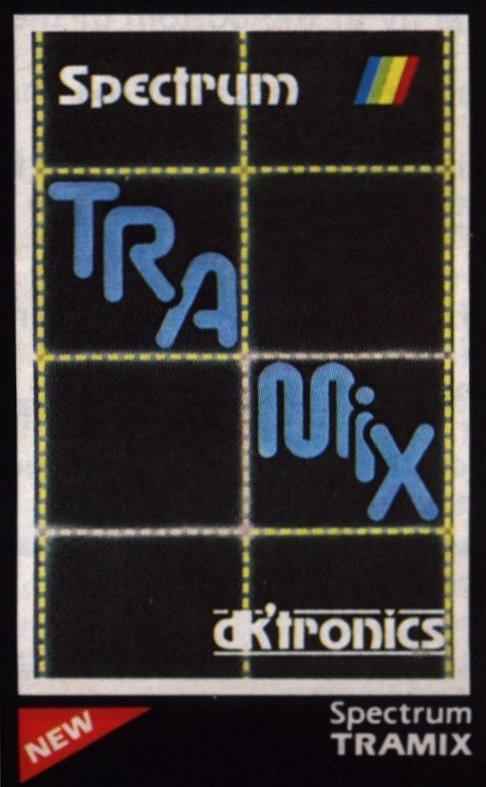 Tramix(lost ZX Spectrum, & BBC Micro game)