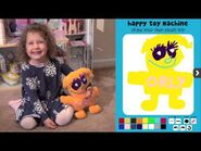 Draw Your Own Plush Toy - crowdfunding campaign from Happy Toy Machine