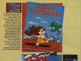 Adam Caveman (lost Commodore 64, & Atari 400 game)