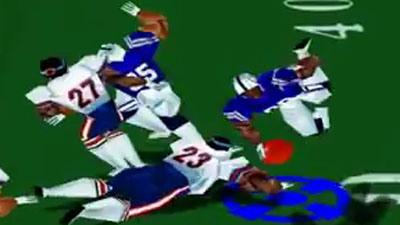 NFL Blitz (1997 Prototype)