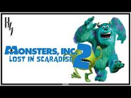 Monsters Inc's Incredible Cancelled Sequel- Lost in Scaradise Monsters Inc 2 - Canned Goods-2