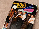 New Kids On The Block: Official Video Game (non-existent NES video game, 1988-1993)