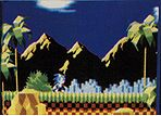 Sonic the Hedgehog (1990 Tokyo Toy Show Demo)