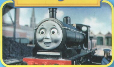 Thomas Take-Along card