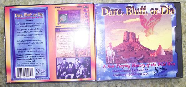 Dare, Bluff or Die (Rare/Unresurfaced 1994 PC Game)